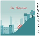 View Of San Francisco On A...