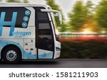 Hydrogen Fuel Cell Bus With...