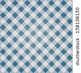 seamless textile cloth pattern. ... | Shutterstock .eps vector #158138150