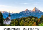 The Small Church Of Maria Gern...