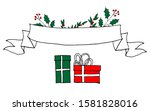 vector drawing on the theme of...   Shutterstock .eps vector #1581828016