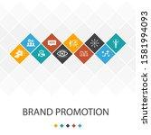 brand promotion trendy ui...
