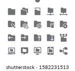 folders v1 ui pixel perfect...