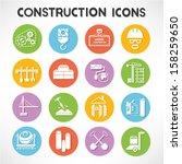 construtor,construção,negócios,botões,carpinteiro,carrinho,cimento,engenharia civil,coleção,pintura da cor,concreto,construção,equipamento de construção,ícone da construção,canteiro de obras