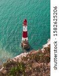 Beachy Head And Lighthouse On...