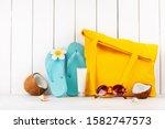 Summer Holidays. Yellow Bag ...