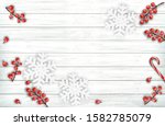 abstract holiday christmas... | Shutterstock .eps vector #1582785079