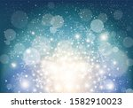 winter background with... | Shutterstock .eps vector #1582910023