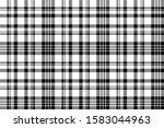 Diagonal Black White Check...