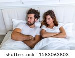 relationship concept. top view... | Shutterstock . vector #1583063803