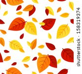 seamless pattern with colorful... | Shutterstock .eps vector #158319374