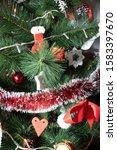 decorating your favorite... | Shutterstock . vector #1583397670