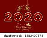 Merry Christmas 2020. Christma...