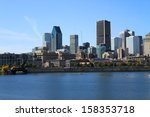 View Of Downtown Montreal ...