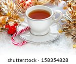 Christmas Cup Of Tea With...
