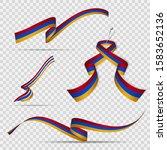 Flag Of Armenia. 21st Of...