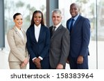 portrait of successful... | Shutterstock . vector #158383964