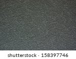 abstract black tone concrete... | Shutterstock . vector #158397746