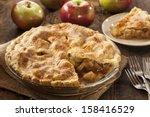 Homemade Organic Apple Pie...