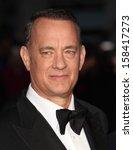 Tom Hanks Arriving For The ...