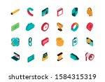 advertising commerce marketing... | Shutterstock .eps vector #1584315319