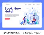hotel booking website. mobile...