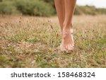 Beautiful Young Female Legs...