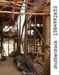 Small photo of Floating Village in Cambodia Kampong Phluk Pean Bang, Tonle Sap Lake