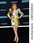 """Small photo of LOS ANGELES, USA. December 11, 2019: Connie Britton at the premiere of """"Bombshell"""" at the Regency Village Theatre. Picture: Paul Smith/Featureflash"""