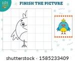 copy picture vector... | Shutterstock .eps vector #1585233409