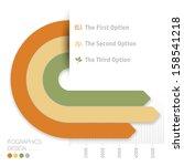 infographic minimal design...
