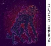 Werewolf. A Legendary Monster...