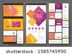 website template  headers and...