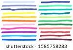 Color Highlight Marker Lines...