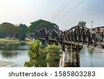 Kanchanaburi  Thailand  ...