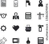 Button Vector Icon Set Such As...