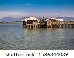 Lagoon of Patok - Patok Fushe Kuqe Ishem Nature Reserve, Albania