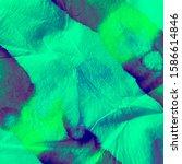 Navy Blue Psychedelic Texture. Indigo Hippie Background.  Purple Extraterrestrial Rasta Brush. Purple Neon Tie Dye Gradient. Extraterrestrial Watercolor Grunge.