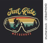 Just Ride Motocross With...