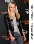 olivia holt at the 8th annual... | Shutterstock . vector #158697488