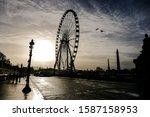 Ferris Wheel In Place De La...