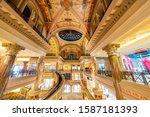 Las Vegas  Sep 25  Interior...