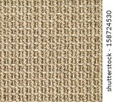 Beige Straw Carpet For Texture...