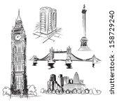 London Vector Drawings  ...