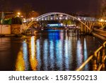 Bydgoszcz By Night And Brda...