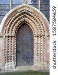 Wooden Church Door  St Michaels ...