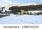 Beautiful Landscape Of Winter...