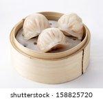 Chinese Dim Sum 'hagao' In...
