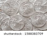 uncirculated american silver...