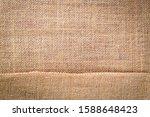 Linen Background. Natural...